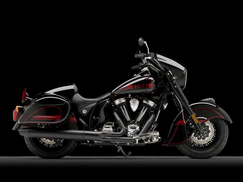 Naza World brings in Indian Motorcycles – not from India! Image #73056