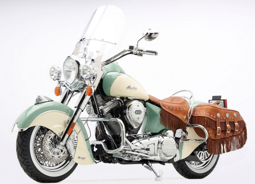 Naza World brings in Indian Motorcycles – not from India! Image #73060