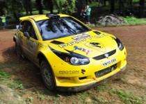 Chris Atkinson - SS2 Rally Malaysia 2011s