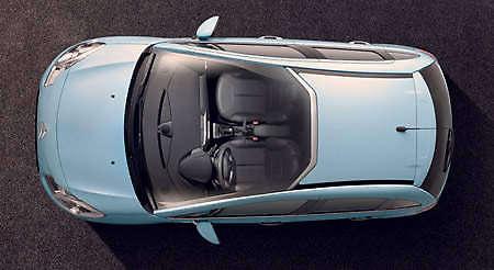 Citroen-C3-roof