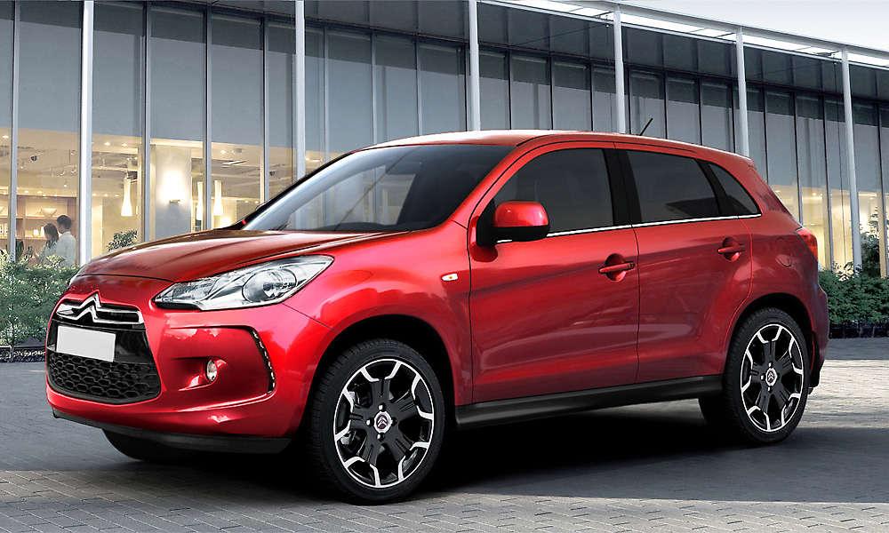 PSA Peugeot Citroen to rebadge Mitsubishi ASX