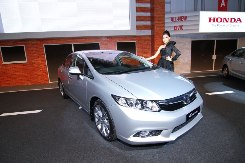 Honda Civic 9th Gen launched: from RM115k, 5yrs warranty unlimited mileage and 10k service interval Image #117439
