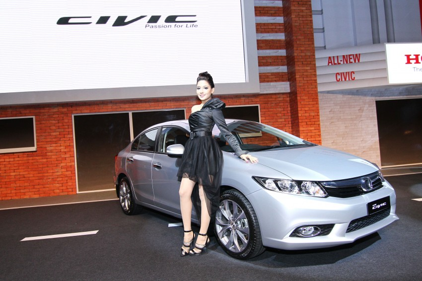 Honda Civic 9th Gen launched: from RM115k, 5yrs warranty unlimited mileage and 10k service interval Image #117440