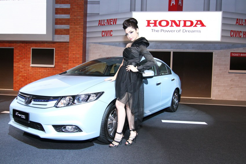 Honda Civic 9th Gen launched: from RM115k, 5yrs warranty unlimited mileage and 10k service interval Image #117462