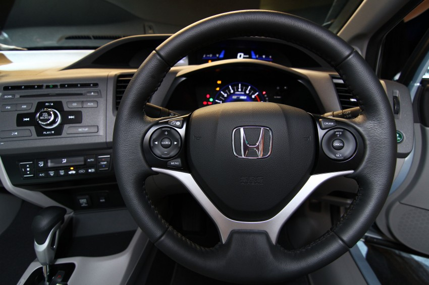 Honda Civic 9th Gen launched: from RM115k, 5yrs warranty unlimited mileage and 10k service interval Image #117468