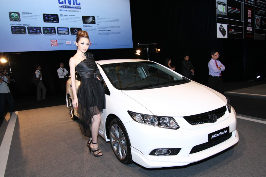 Honda Civic 9th Gen launched: from RM115k, 5yrs warranty unlimited mileage and 10k service interval Image #117479