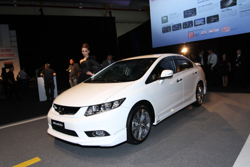 Honda Civic 9th Gen launched: from RM115k, 5yrs warranty unlimited mileage and 10k service interval Image #117480