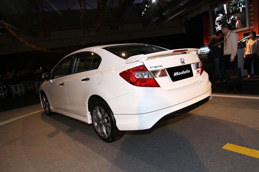 Honda Civic 9th Gen launched: from RM115k, 5yrs warranty unlimited mileage and 10k service interval Image #117491