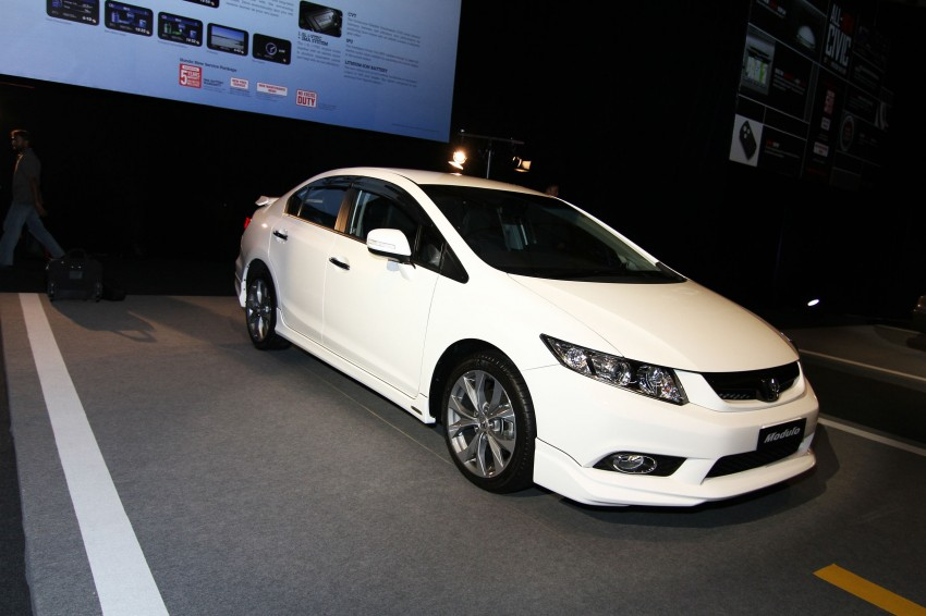 Honda Civic 9th Gen launched: from RM115k, 5yrs warranty unlimited mileage and 10k service interval Image #117492