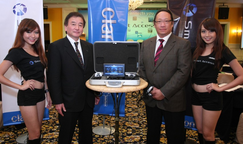 Clarion Smart Access Launch 08052012-1