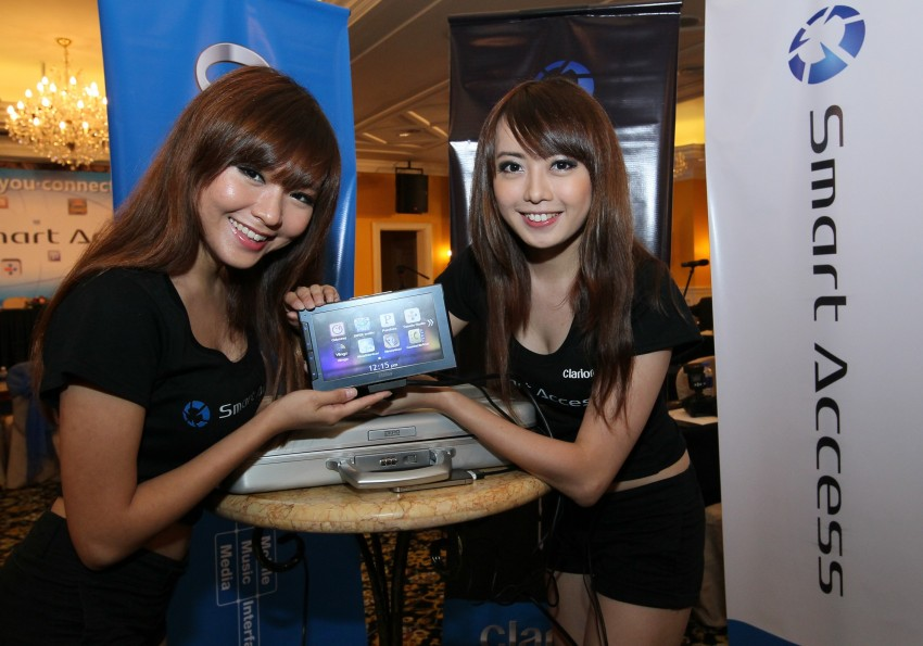 Clarion Smart Access Launch 08052012-4