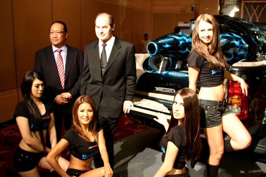 Clarion and Prodigium Mobile sign MoU for in-car DRM-free MP3 music store in Malaysia – 18,000,000 songs! Image #100160