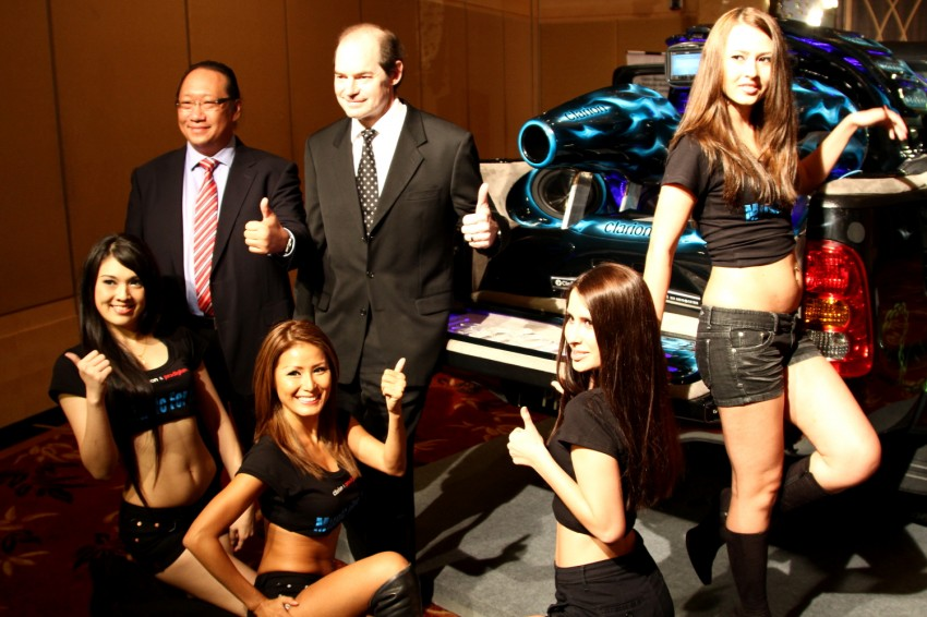 Clarion and Prodigium Mobile sign MoU for in-car DRM-free MP3 music store in Malaysia – 18,000,000 songs! Image #100161