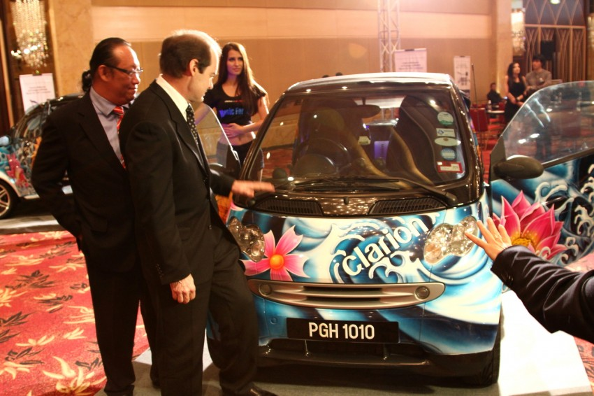 Clarion and Prodigium Mobile sign MoU for in-car DRM-free MP3 music store in Malaysia – 18,000,000 songs! Image #100163