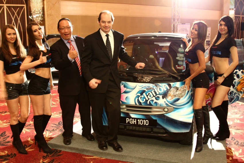 Clarion and Prodigium Mobile sign MoU for in-car DRM-free MP3 music store in Malaysia – 18,000,000 songs! Image #100167