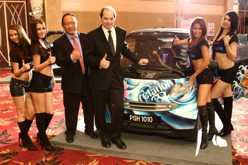 Clarion and Prodigium Mobile sign MoU for in-car DRM-free MP3 music store in Malaysia – 18,000,000 songs! Image #100168