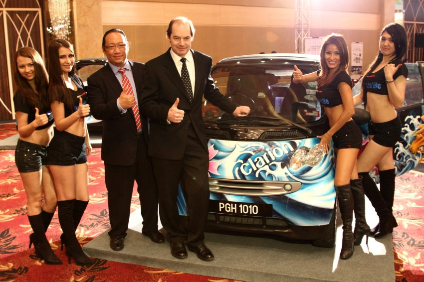 Clarion and Prodigium Mobile sign MoU for in-car DRM-free MP3 music store in Malaysia – 18,000,000 songs! Image #100169
