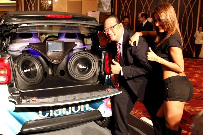 Clarion and Prodigium Mobile sign MoU for in-car DRM-free MP3 music store in Malaysia – 18,000,000 songs! Image #100171