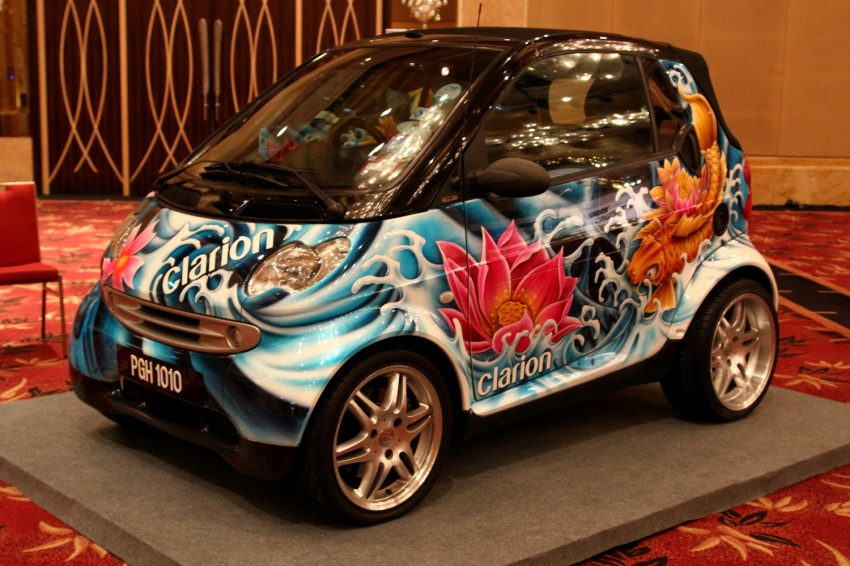 Clarion and Prodigium Mobile sign MoU for in-car DRM-free MP3 music store in Malaysia – 18,000,000 songs! Image #100173