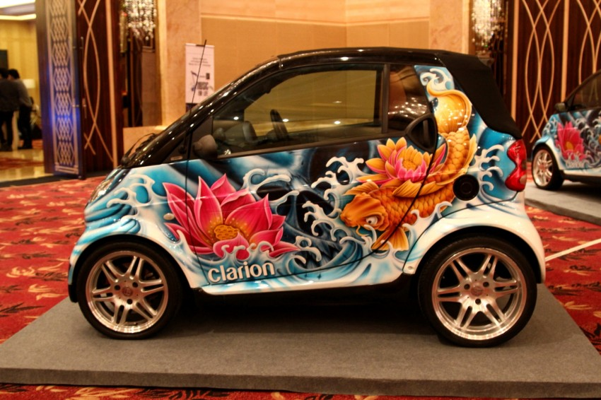 Clarion and Prodigium Mobile sign MoU for in-car DRM-free MP3 music store in Malaysia – 18,000,000 songs! Image #100174