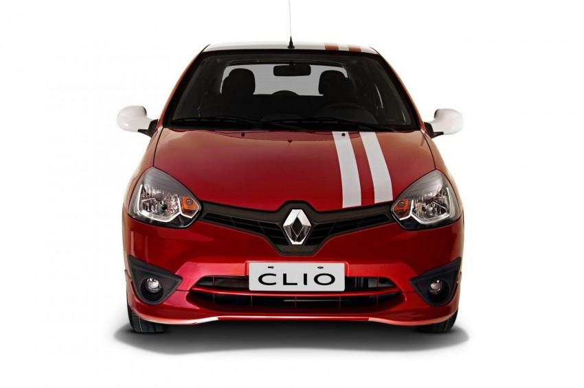 Renault Clio Mercosur – Clio IV nose on a Clio II Image #136688