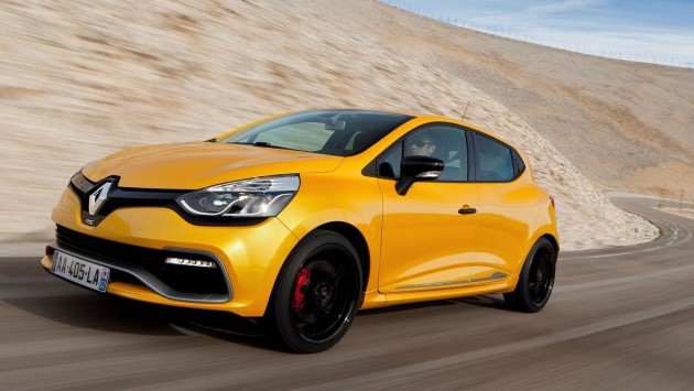 gallery renault clio rs 200 edc 200 hp 1 6 turbo. Black Bedroom Furniture Sets. Home Design Ideas