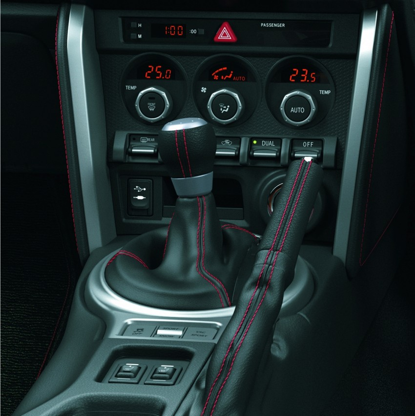 Close-up GearKnob[AT]