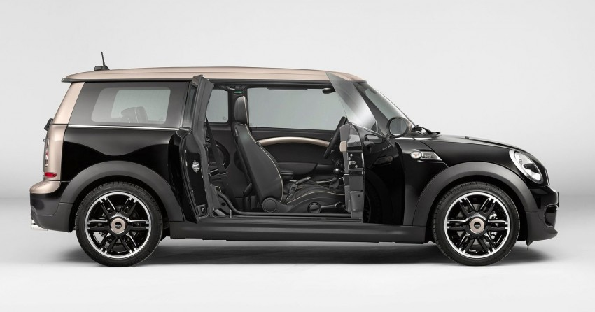 MINI Clubman Bond Street – inspired by the posh road Image #151214