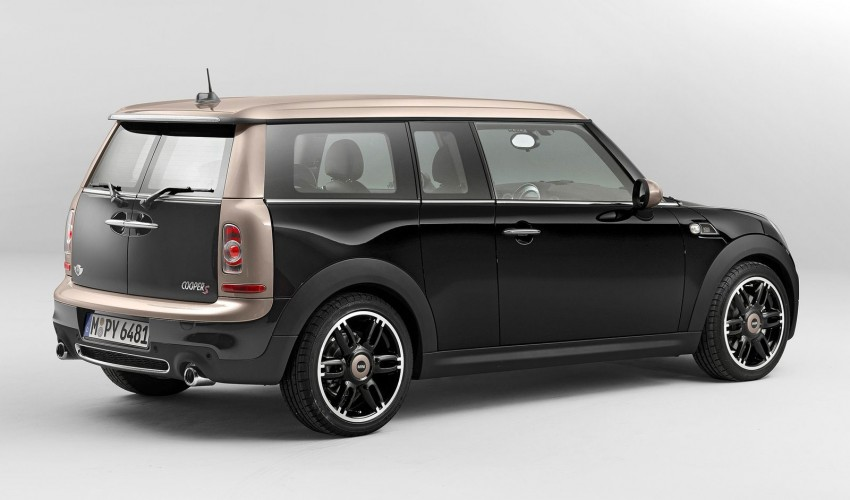 MINI Clubman Bond Street – inspired by the posh road Image #151215