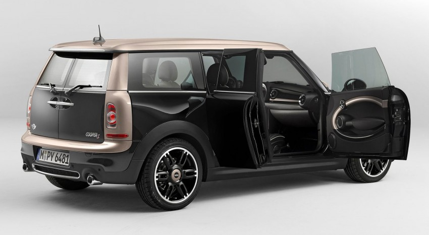 MINI Clubman Bond Street – inspired by the posh road Image #151216