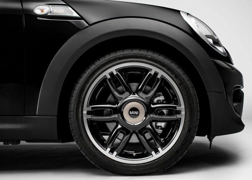 MINI Clubman Bond Street – inspired by the posh road Image #151221