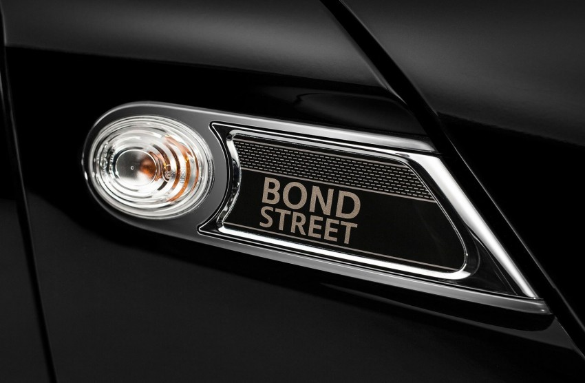 MINI Clubman Bond Street – inspired by the posh road Image #151222