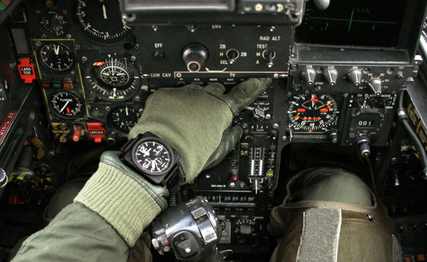Bell & Ross adds three flight instrument-inspired timepieces to the Aviation Collection Image #132710