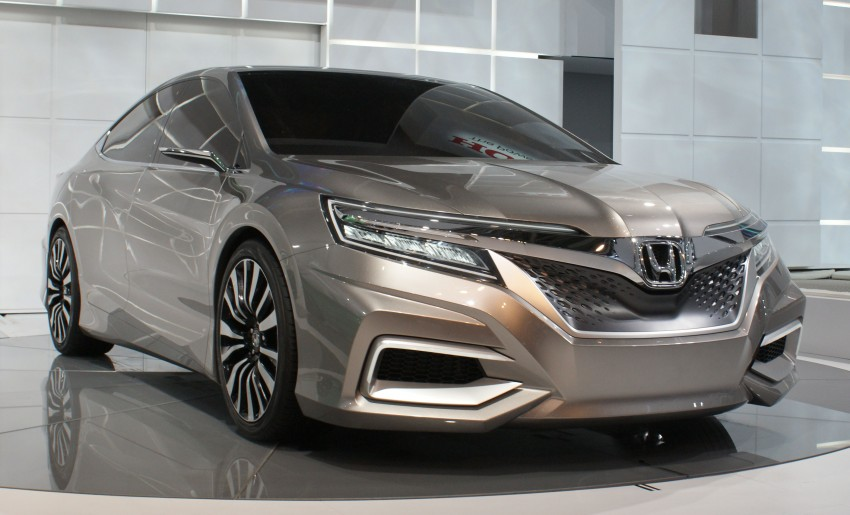 Honda Concept S and Concept C show Chinese style Image #103064