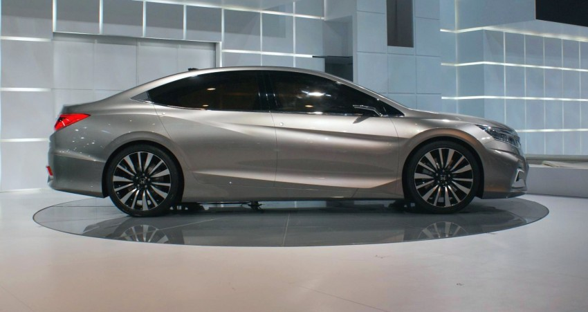 Honda Concept S and Concept C show Chinese style Image #103305