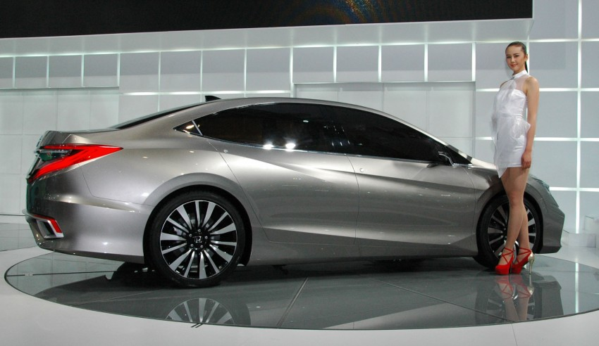 Honda Concept S and Concept C show Chinese style Image #103062