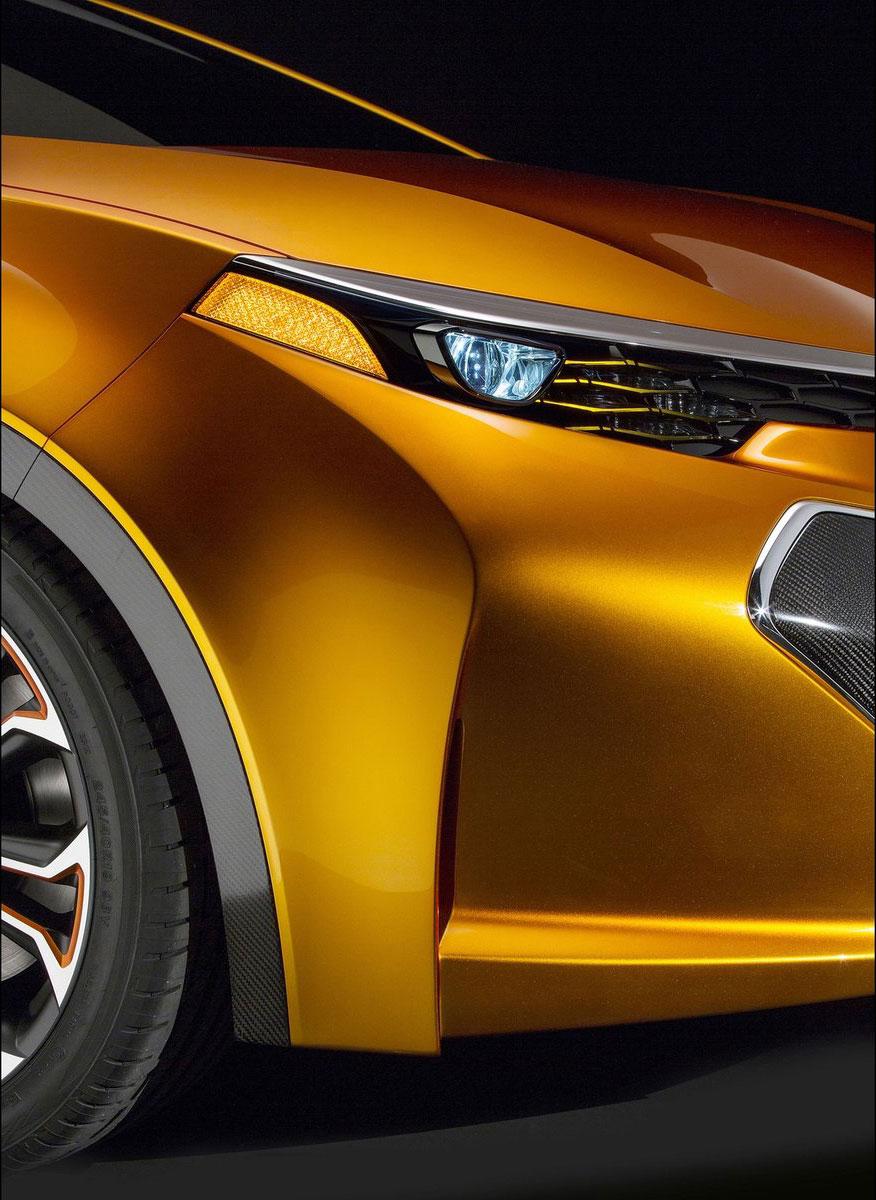 Toyota Corolla Furia Concept Previews Next Gen Corolla