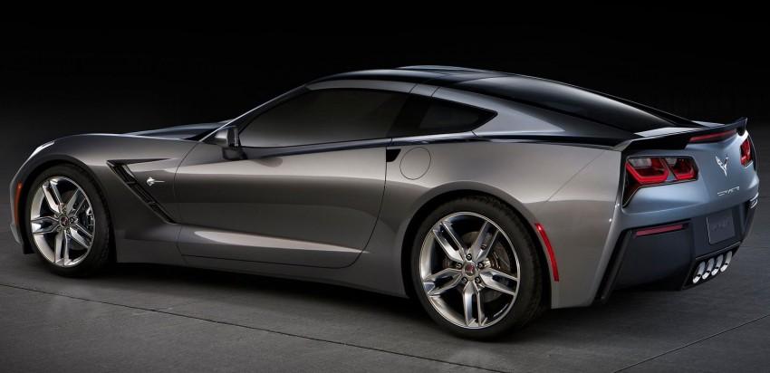 All-new 2014 Chevrolet Corvette C7 Stingray revealed! Image #149410