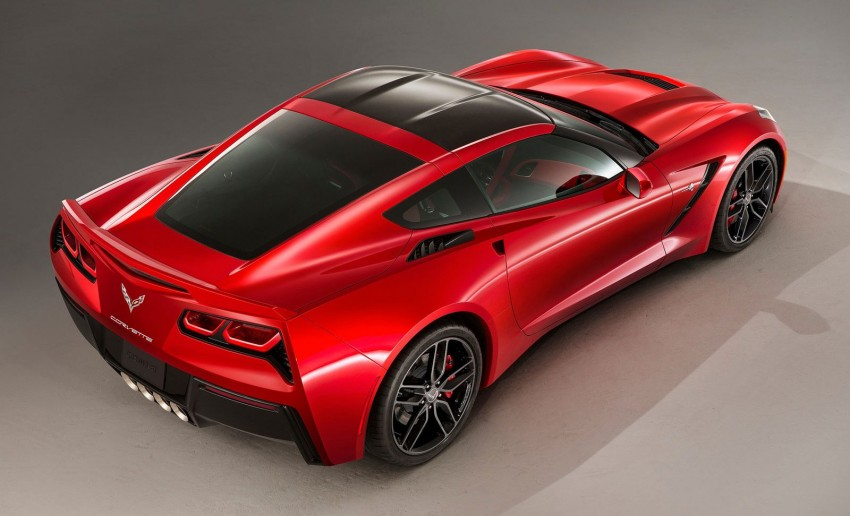 All-new 2014 Chevrolet Corvette C7 Stingray revealed! Image #149412