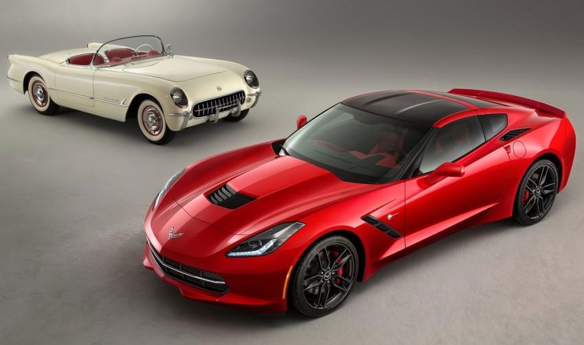 All-new 2014 Chevrolet Corvette C7 Stingray revealed! Image #149415
