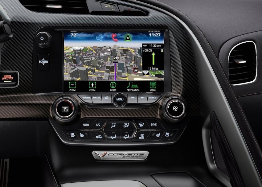 All-new 2014 Chevrolet Corvette C7 Stingray revealed! Image #149417
