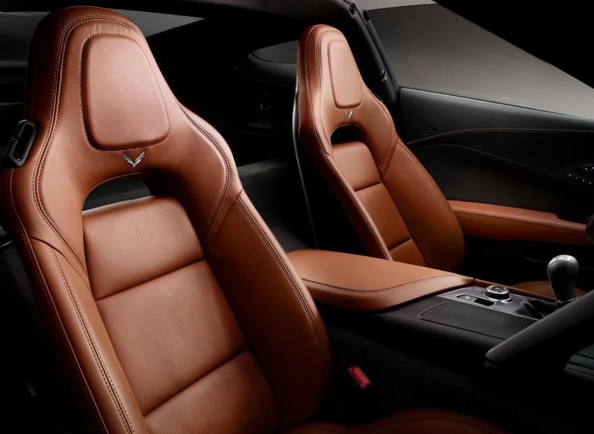 All-new 2014 Chevrolet Corvette C7 Stingray revealed! Image #149418