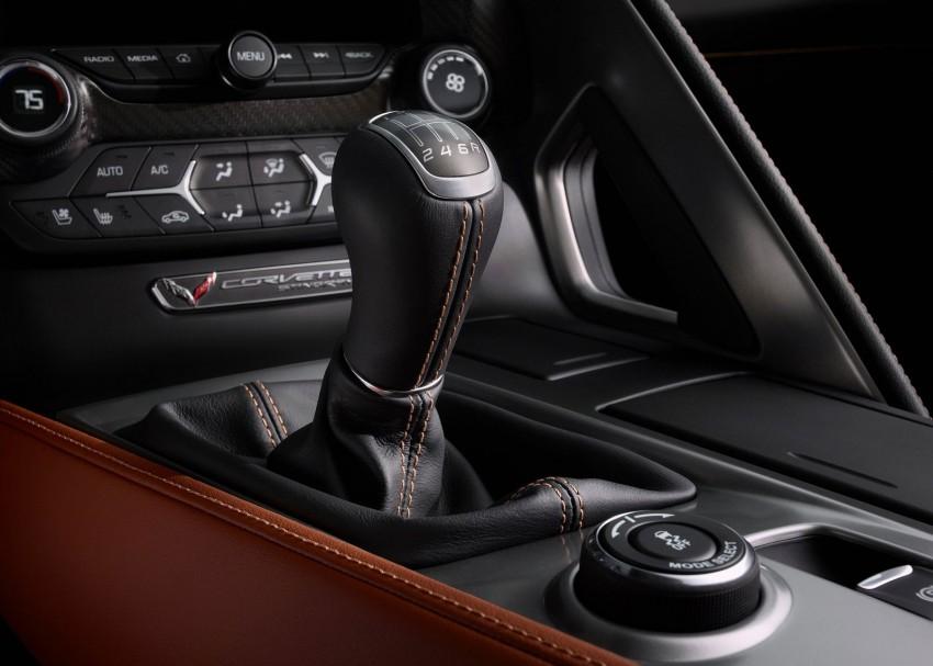 All-new 2014 Chevrolet Corvette C7 Stingray revealed! Image #149419