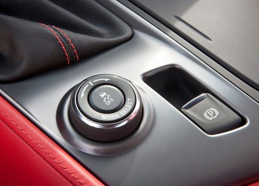 All-new 2014 Chevrolet Corvette C7 Stingray revealed! Image #149420