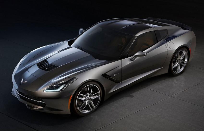 All-new 2014 Chevrolet Corvette C7 Stingray revealed! Image #149425