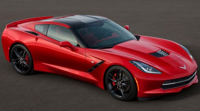 All-new 2014 Chevrolet Corvette C7 Stingray revealed! Image #149426