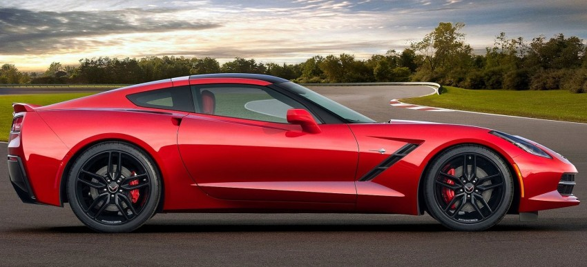 All-new 2014 Chevrolet Corvette C7 Stingray revealed! Image #149427