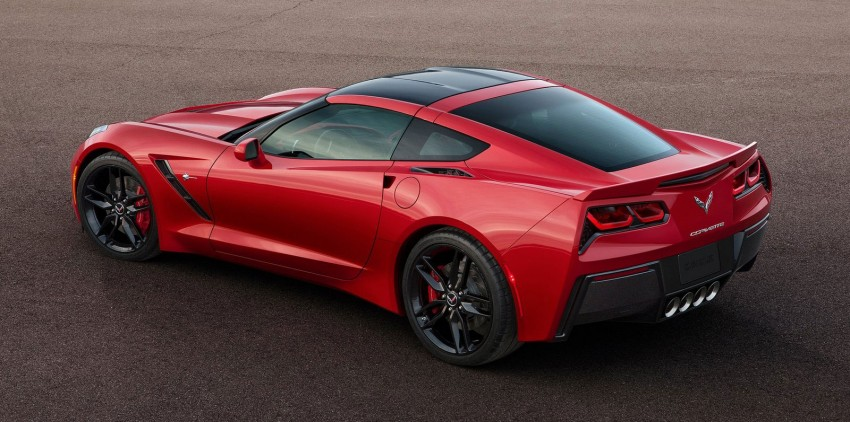 All-new 2014 Chevrolet Corvette C7 Stingray revealed! Image #149431