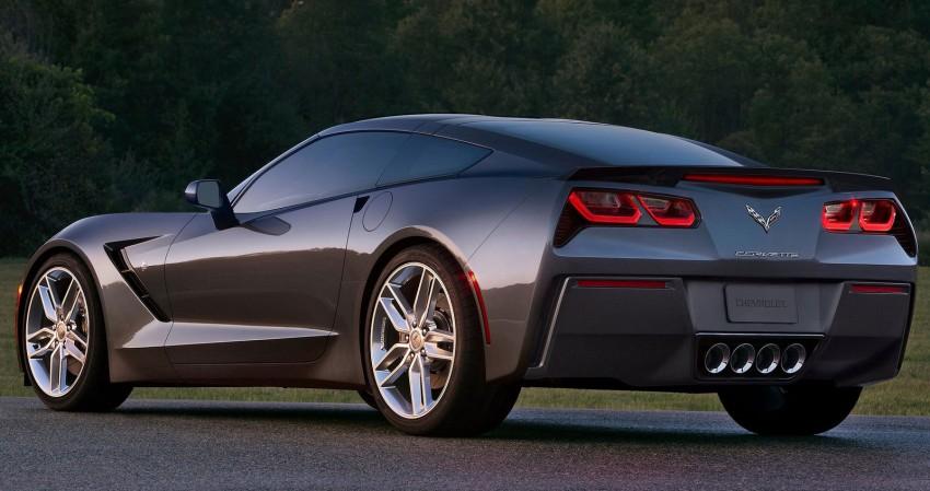 All-new 2014 Chevrolet Corvette C7 Stingray revealed! Image #149432