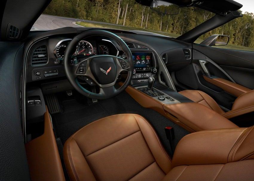 All-new 2014 Chevrolet Corvette C7 Stingray revealed! Image #149434